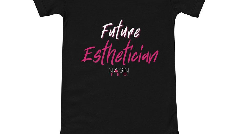 Future Esthetician Onesie