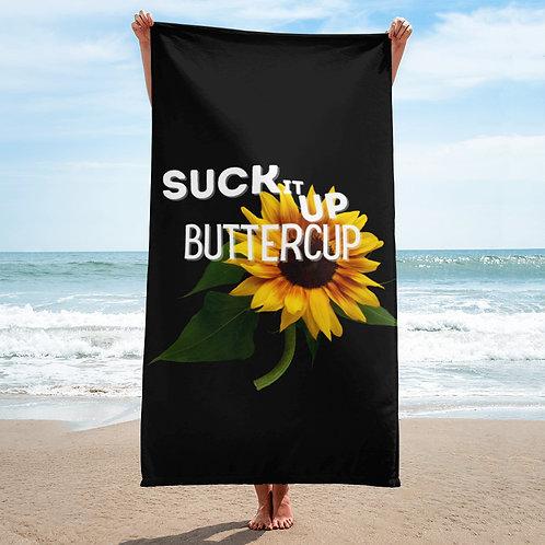 Buttercup, Suck it up Towel