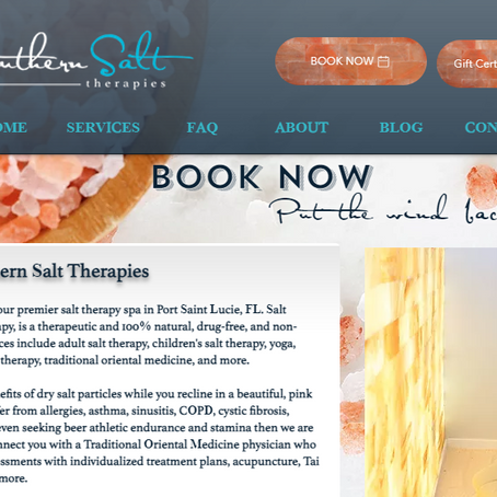 Southern Salt Therapies in Port St. Lucie, Fl
