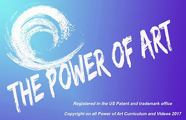 The Power of Art by Lynne Barletta for Youth Groups