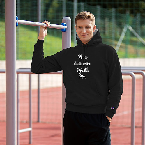 You Learn Well, Grasshopper | Champion Hoodie