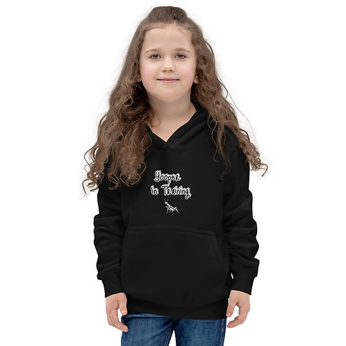 Yooper In Training Kids Hoodie