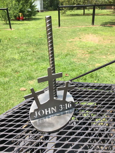 Three Crosses & John 3:16