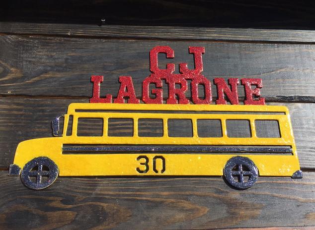 Personalized School Bus