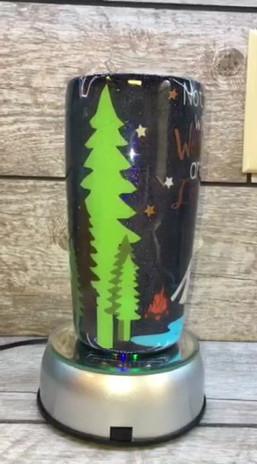 Laci's Camp Tumbler Video