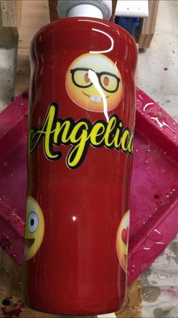 Angelica's Emoji Tumbler (2)