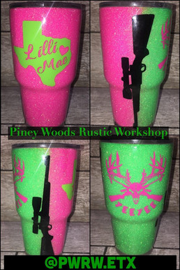 Lill's pink & green video