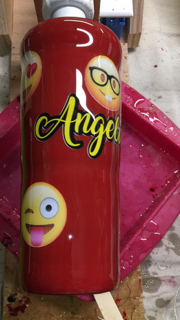 Angelica's Emoji Tumbler (1)