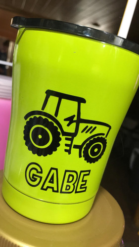 Gabe's Tractor