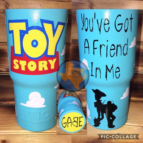 20 oz Toy Story Tumbler
