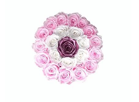 Eligiendo los colores perfectos para su arreglo floral