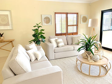 Example of a DIY home staging success story