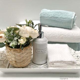 Bathroom styling 4