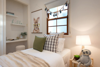 Kids bedroom styling