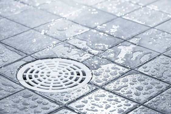 smelly floor drains
