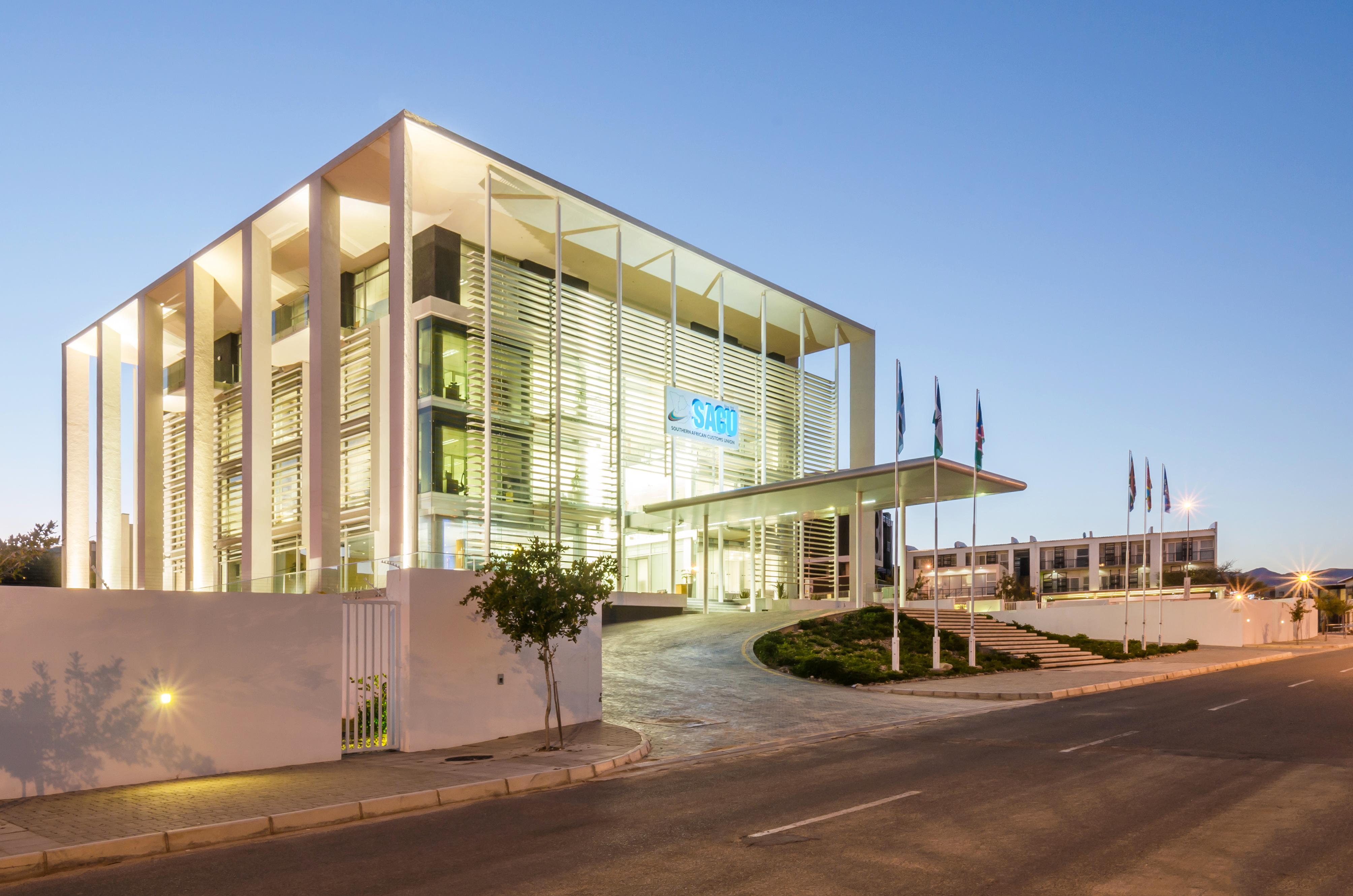 SACU HQ - Windhoek - Namibia
