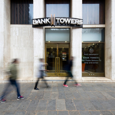 BANK TOWERS