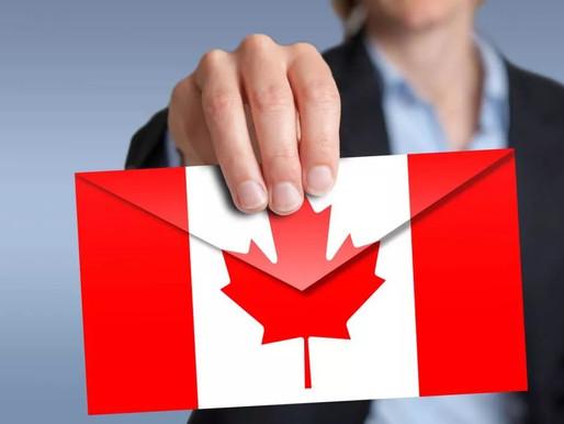 """今日EE跌至443分,""""百万移民计划""""启动,加拿大欢迎你   邦加移民"""