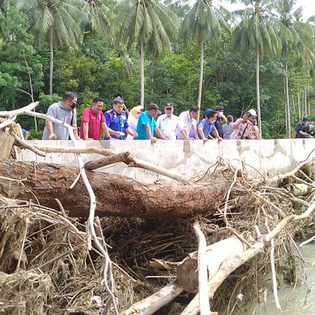 Ongkili gesa percepatkan penilaian kerugian akibat banjir kilat di Kota Marudu
