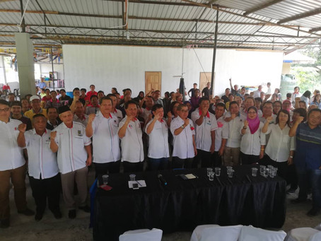 PBS to claim Kota Belud and Kadamaian, and contest new seat Pintasan in GE15