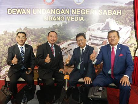 Adun Sabah persoal peruntukan tambahan RM3.45 juta untuk pingat