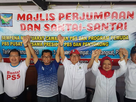 PBS thank Kimanis voters for speaking for Sabahans on PSS