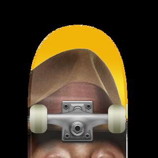 Pharrell Skateboard