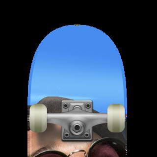 Wiz Khalifa Skateboard