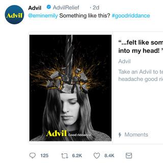 Advil Reply 1