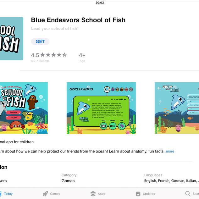 App Store Mockup_iPad