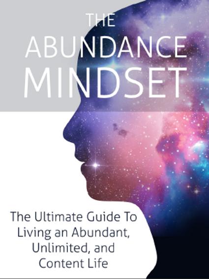 The Abundance Mindset