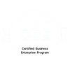 CBE certified buisness enterprise