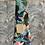 "Thumbnail:  Headband, Ceinture et foulard ""feuillage"""