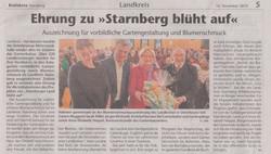 Kreisbote Starnberg Newspaper | My Cottage Garden Feature