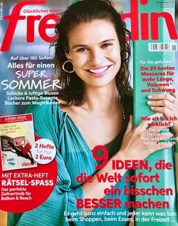 Freundin Magazine | My Cottage Garden Feature