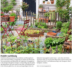 Bauerngarten Magazine | My Cottage Garden Feature