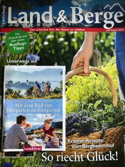Land & Berge Magazine | My Cottage Garden Feature