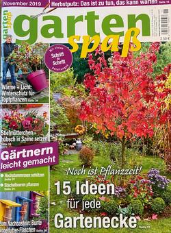 Gartenspaß Magazine | My Cottage Garden Feature