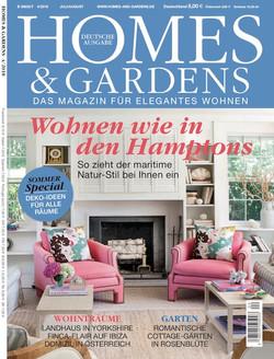 Homes & Gardens Magazine | My Cottage Garden Feature