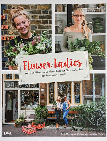 Flower Ladies Buch