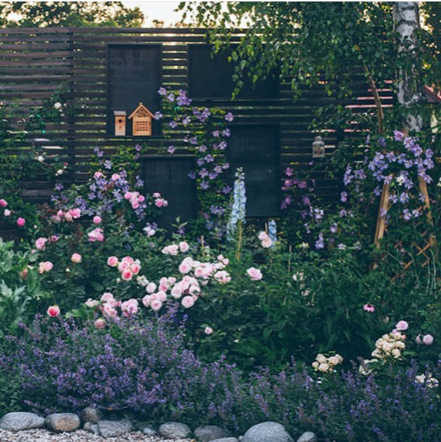 Sichtschutz Im Cottage Garten 10 Ideen