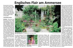 Muenchner Merkur Newspaper | My Cottage Garden Feature