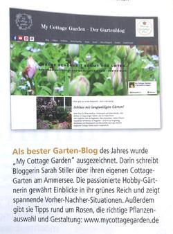 Mein schöner Garten | My Cottage Garden Feature