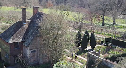 SISSINGHURST GARDEN - einer der berühmtesten Gärten der Welt