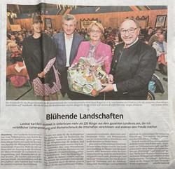 Sueddeutsche Zeitung Newspaper| My Cottage Garden Feature