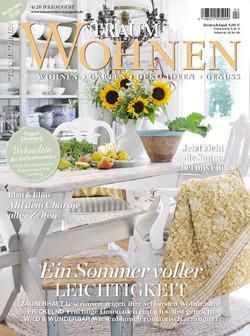 Traumwohnen Magazine | My Cottage Garden Feature