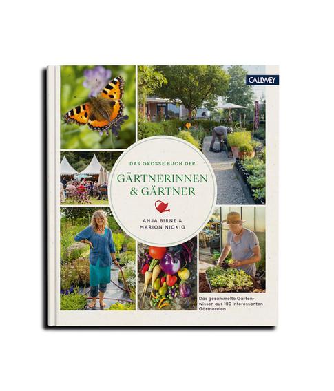 Buch der Gaertnerinnen und Gaertner