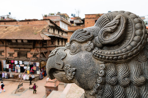 Guard of Bhaktapur