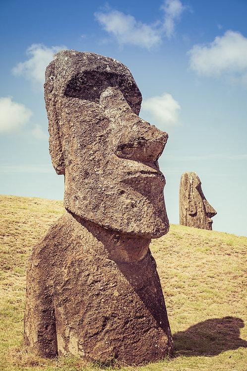 Moai Sanctity