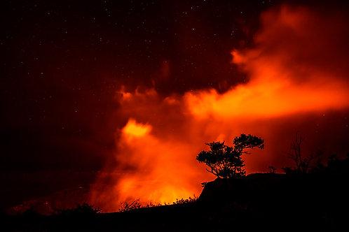 Volcanic Glow